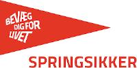 Springsikker logo